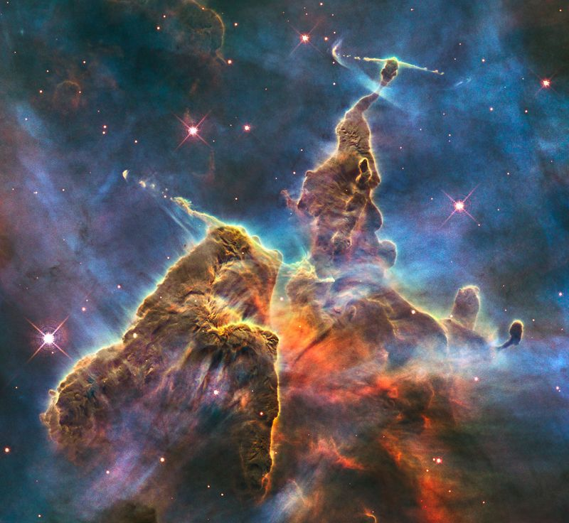 Hubblenebula